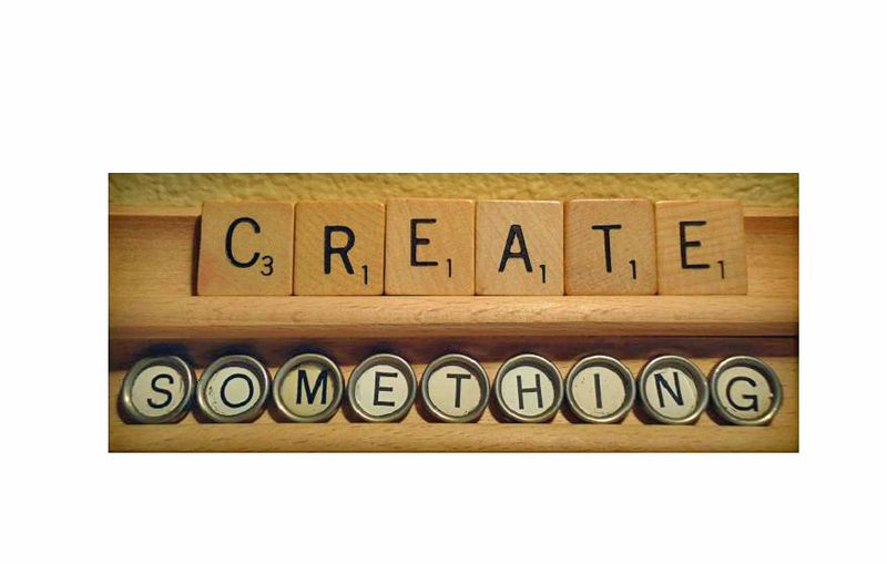 Recorrected create something