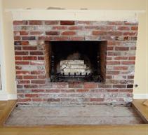 fireplace redo janet s house